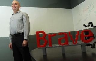 Brave owner Brent McPhail