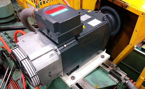 DC to AC Motor Conversions