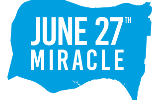 June 27th Miracle Day logo