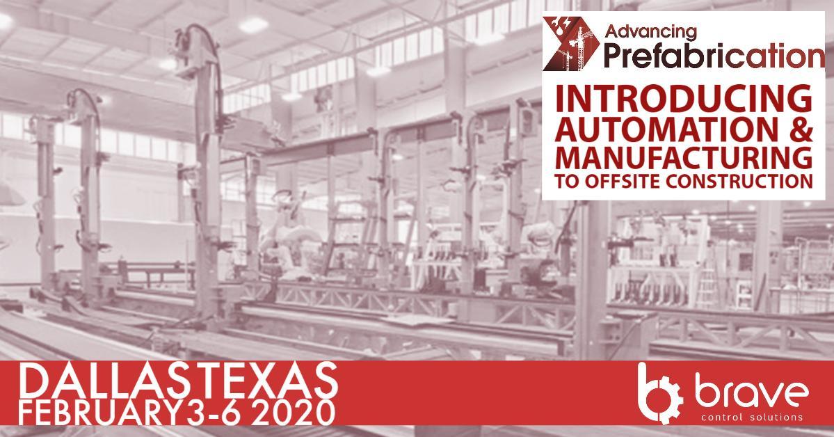 Advancing Prefabrication 2020
